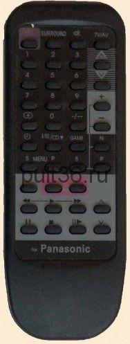 Пульт ДУ Panasonic EUR 644661
