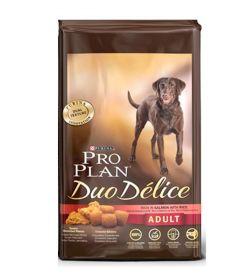 PRO PLAN DUO DELICE сухой 10 кг для собак Лосось с Рисом