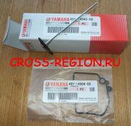 Диафрагма ускорительного насоса + прокладка поплавковой камеры TT250R / Raid