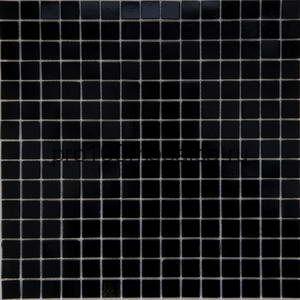Black Finish C45. Мозаика для бассейнов серия CLASSIC, вид MIX (СМЕСИ),  размер, мм: 327*327 (ORRO Mosaic)