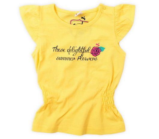 Блуза для девочки Flowers