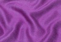 Фиолетовый шелковый палантин с шерстью, 1450 руб.