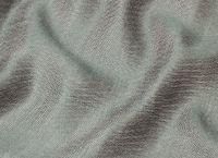 Серебристо-серый шарф палантин из шелка с шерстью, 1450  руб.