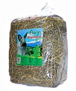 Fiory Fieno Alpiland Green Сено для грызунов с люцерной (500 г)