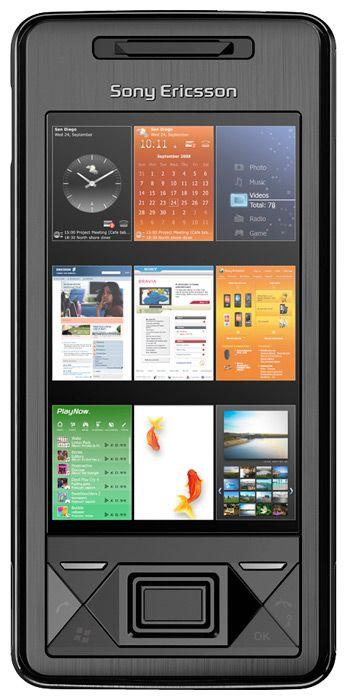 Купить Sony Ericsson Xperia X1 всего за 5450 рублей