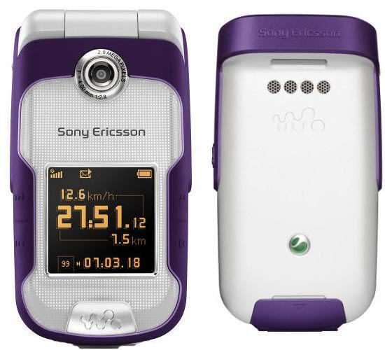 Sony Ericsson W710i