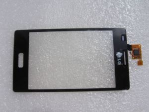 Тачскрин LG E420 Optimus L1 2 Dual (black)