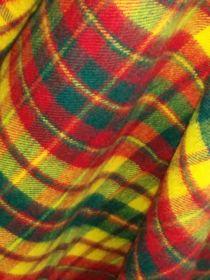 Плед, 100 % стопроцентная шотландская овечья шерсть, расцветка Страт-Ирн