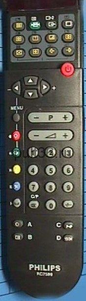 Пульт ДУ Philips RC-7599