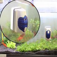 Магнитная щетка для аквариума