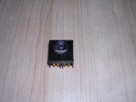 Кнопка_Выключатель подходит для УШМ Интерскол 115/125   №149