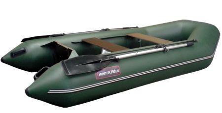 Надувная лодка HUNTERBOAT Хантер 290 ЛК
