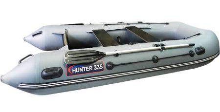 Надувная лодка HUNTERBOAT Хантер 335