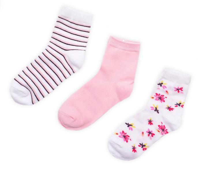 Комплект носков для девочки