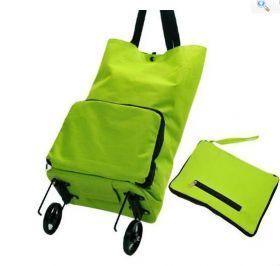 Cкладная сумка-тележка для шоппинга
