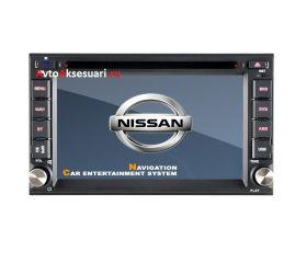 Штатная магнитола для Nissan Pathfinder
