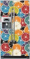 Наклейка на холодильник - Мармелад