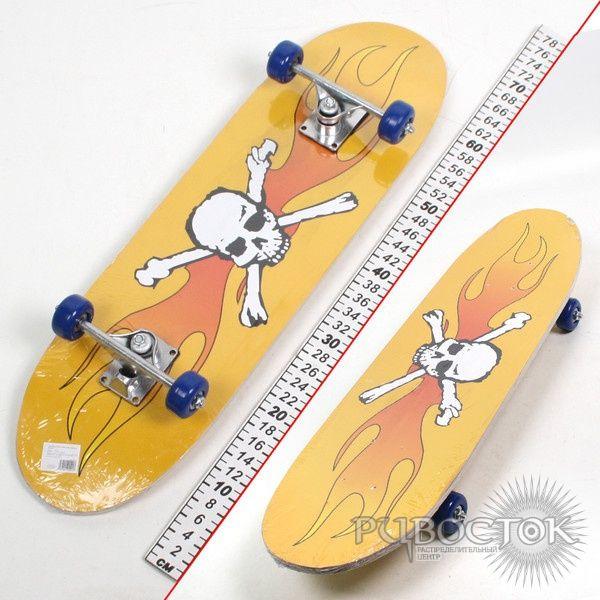 скейтборд 70 на 20