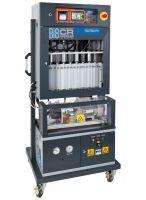 Стенд для тестирования насосов и 8 форсунок COMMON RAIL, TopAuto-Spin (Италия)