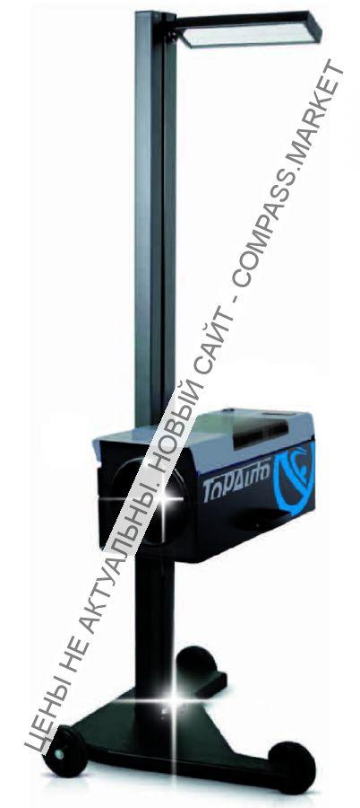 Прибор контроля и регулировки фар усиленный, с наводчиком, TopAuto-Spin (Италия)