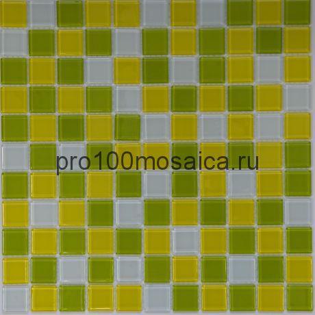Lime. Мозаика для бассейнов и  внутр. помещ. серия CRISTAL,   размер, мм: 295*295