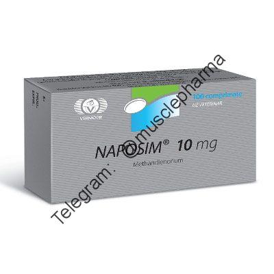 NAPOSIM (МЕТАНДИЕНОН). 25 таб. по 50 мг.