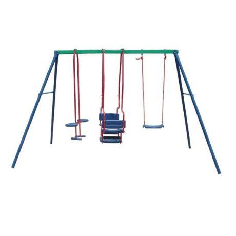 Детский городок 3 в 1 (Модель SPSE 2400 - ABC)