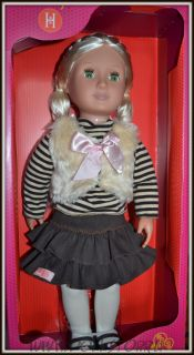 Кукла Холли - Doll Holly Our Generation 18 in/46 cm Battat