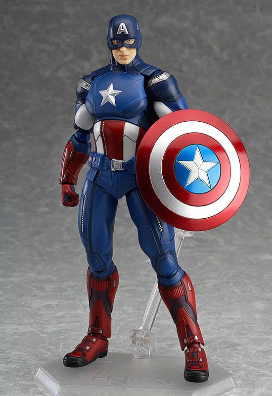 Фигурка figma Captain America