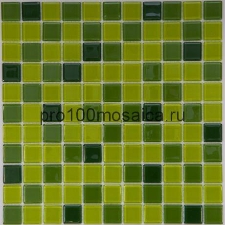 Ultra Green. Мозаика для бассейнов и  внутр. помещ. серия CRISTAL, размер, мм: 295*295