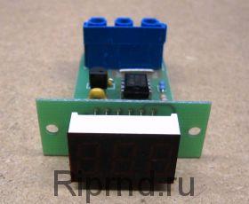 Амперметр постоянного тока АП-3