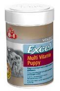 8 in 1 Excel Multi Vit Puppy мультивитамины для щенков (100 табл.)