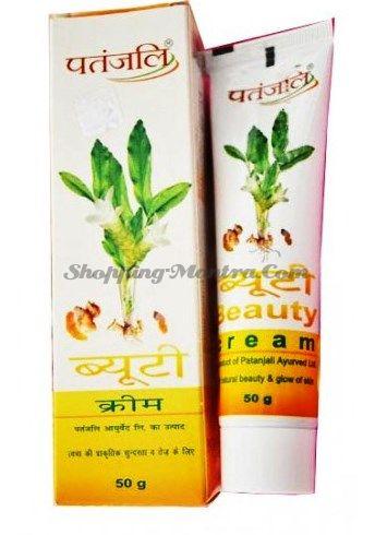 Крем красоты для лица Патанджали Аюрведа | Divya Patanjali Tejus Beauty Cream