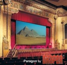Экран с электроприводом Draper Paragon 493x660 MW (3:4)