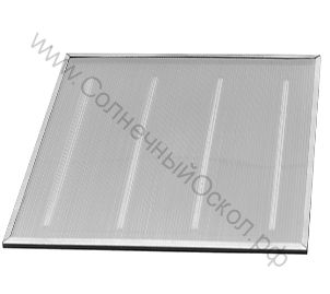 Светодиодный светильник для подвесных потолков Exmork Г-40С 220 Вольт