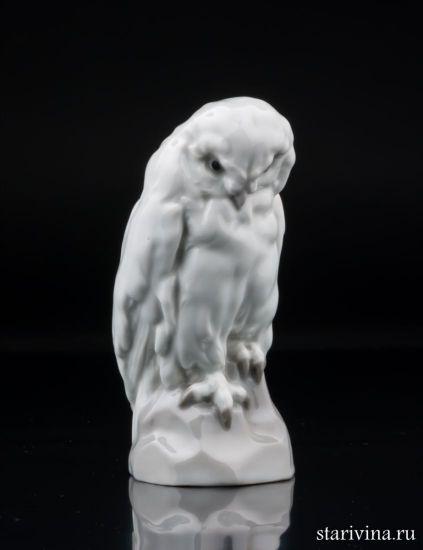 Изображение Белая сова, Heubach, Германия, перв. пол. 20 в