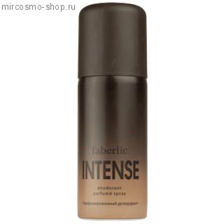 Парфюмированный дезодорант в аэрозольной упаковке для мужчин Faberlic Intense