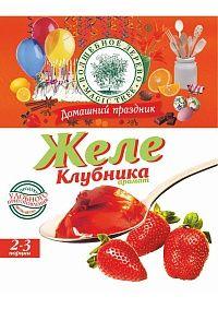 "ВД Желе Аромат ""Клубника""  50г"