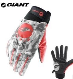 Перчатки Giant утепленные