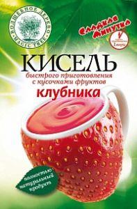"""ВД Кисель быстрого приготовления """"Клубника"""""""