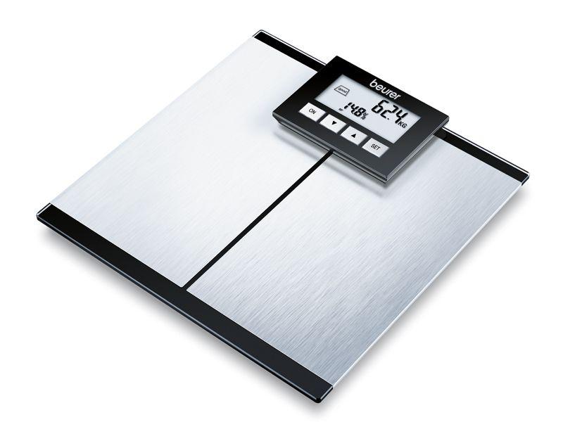 Весы Beurer BG64 (стекло) диагностические с USB
