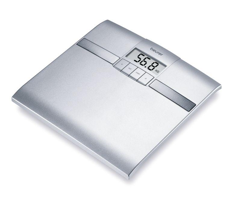 Диагностические весы Beurer BF 18 Silver