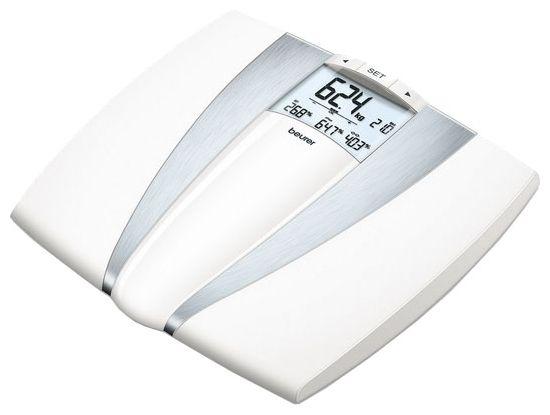 Диагностические весы Beurer BF 54 White