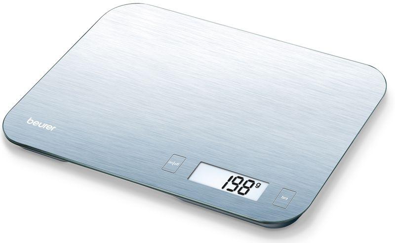Весы кухонные Beurer KS48 (steel)