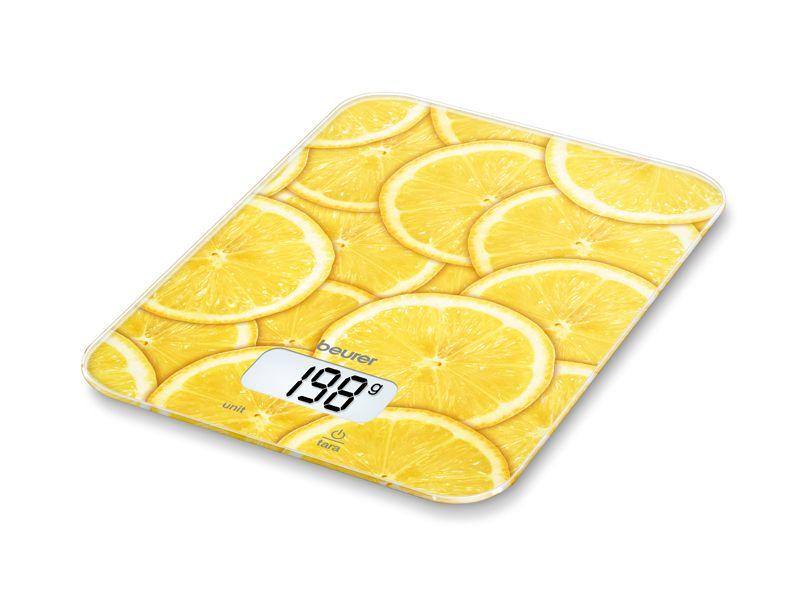 Весы кухонные Beurer KS19 (lemon)