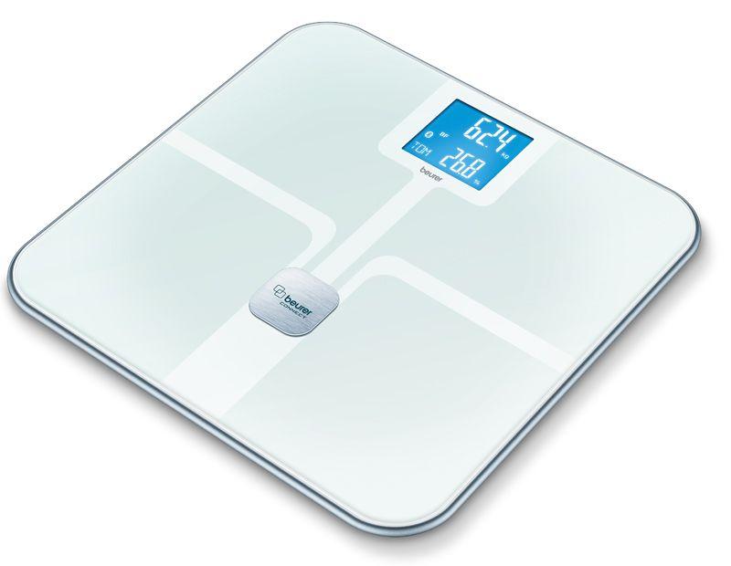 Диагностические весы Beurer BF 800 White