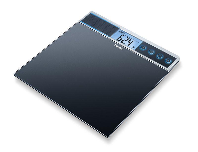 Beurer GS39 Говорящие стеклянные весы