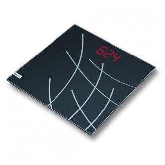 Beurer GS 40 Magic Black Cтеклянные весы