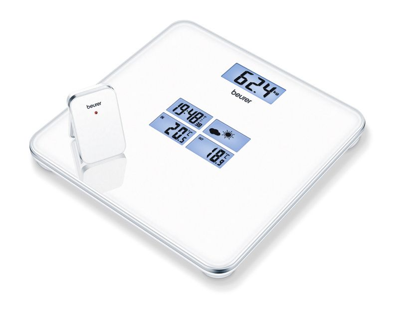 Beurer GS 80 Cтеклянные весы
