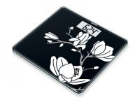 Beurer GS 211 Magnolia Cтеклянные весы
